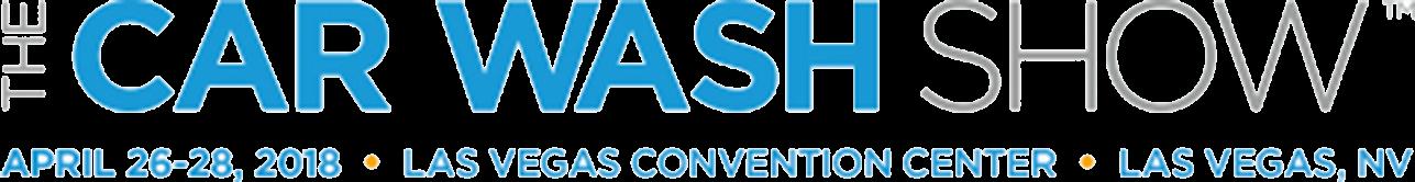 Car Wash Show Logo PSD Codax - Car wash show las vegas 2018