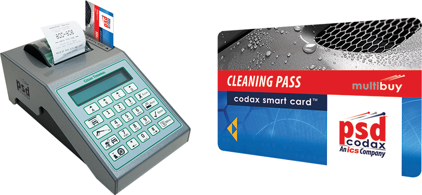 Point Of Sale Integration Car Wash Access Technology Psd Codax